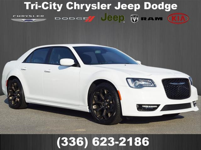 Chrysler 300 S >> New 2018 Chrysler 300 S Sedan In Eden 81538 Tri City Chrysler