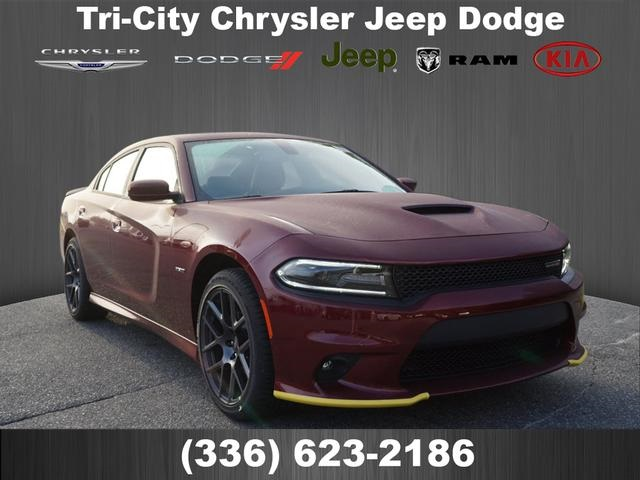 New 2019 Dodge Charger R T Sedan In Eden 93152 Tri City Chrysler
